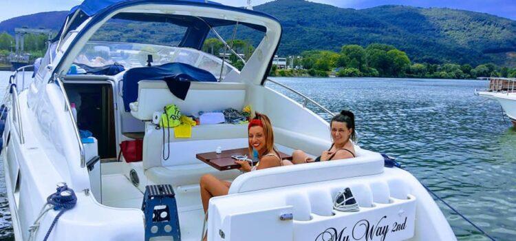 Luni Yachting Pomeriggio alternativo!